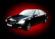 Smartly dressed drivers & clean, reliable cars
